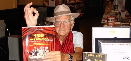 Teddy Reno 2015 - premio alla carriera 70 anni