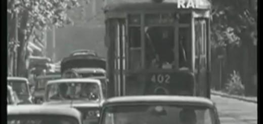 Tram n. 6 - Trieste anni '60