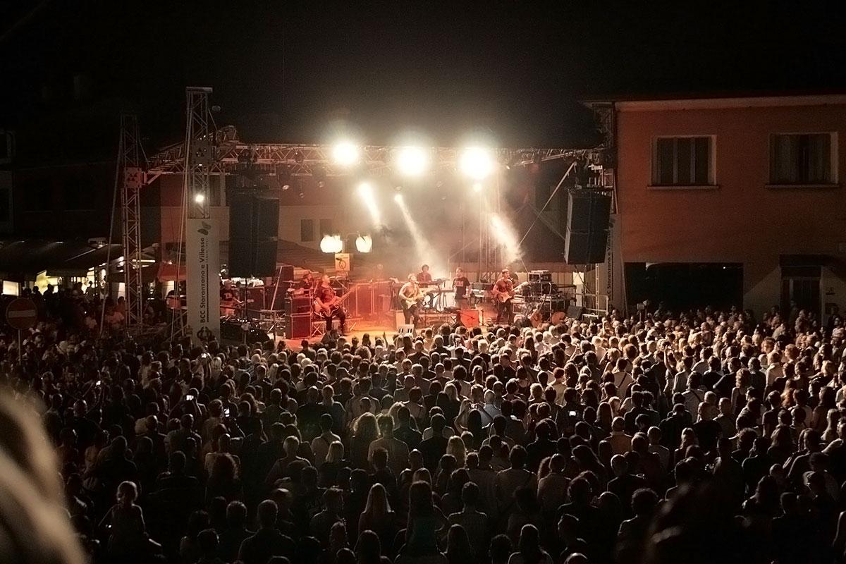 Tiromancino concerto