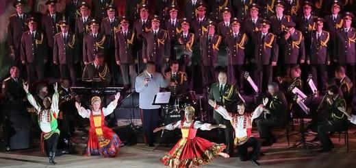 Coro Armata Russa a Trieste