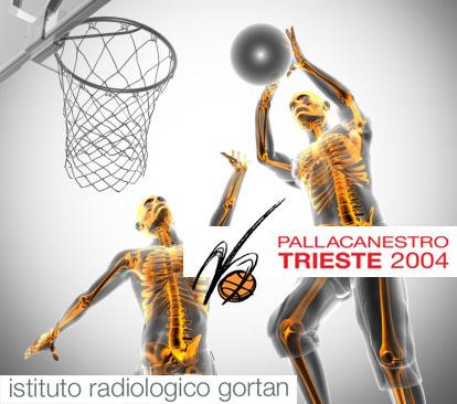 Pallacanestro Trieste 2004 e Studio Gortan