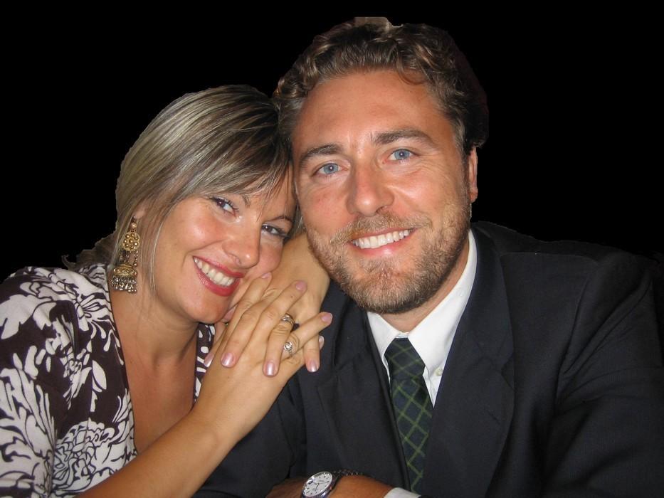 Giulia Bernardi e Roberto Borghesi