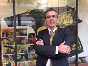 Marco Minicangeli - Grado Giallo
