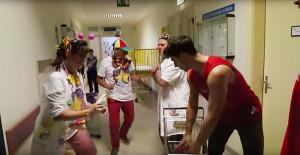 Burlo Basket Clown