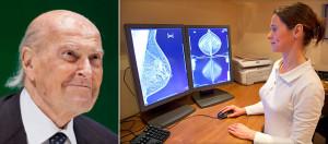 Umberto Veronesi - tumore al seno