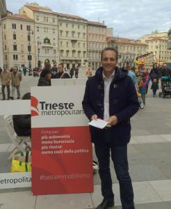 francesco russo - Trieste metropolitana