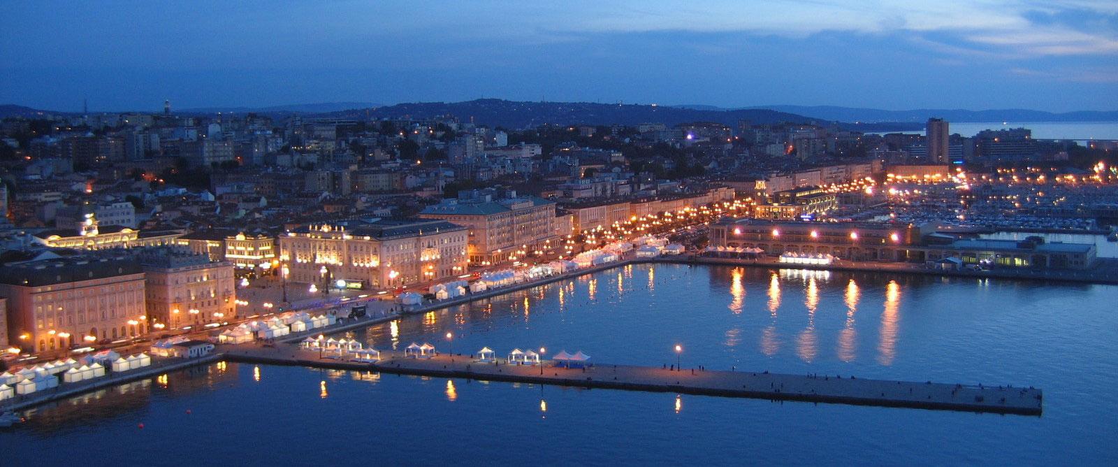 Trieste - Rive, Barcolana 5 ottobre 2015