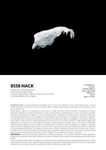 8558 Hack- 24 febbraio