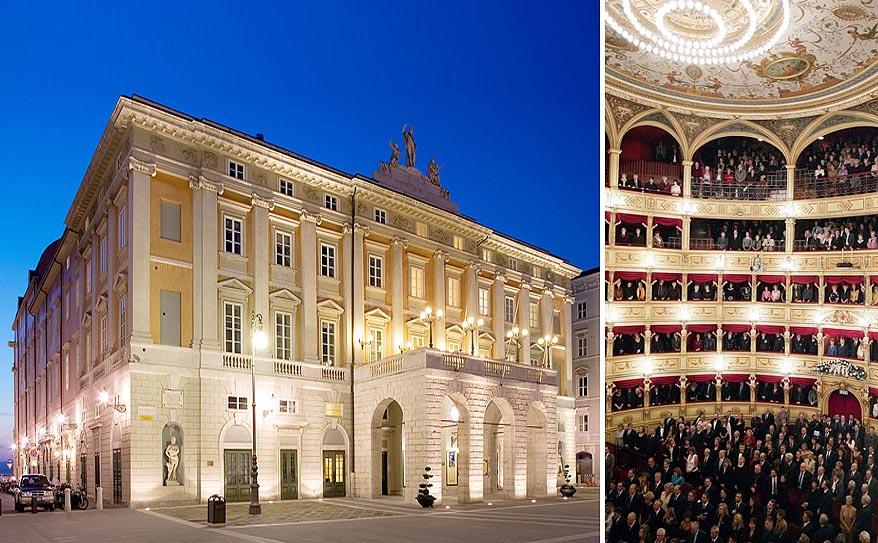 Teatro Giuseppe Verdi di Trieste