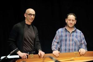 Massimo-de-Mattia-e-Bruno-Cesselli-autori-delle-musiche-di-Jazz-Loft