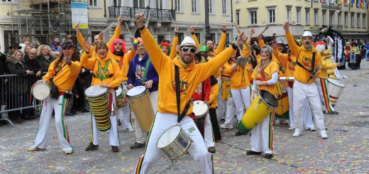 Banda Berimbau Carnevale