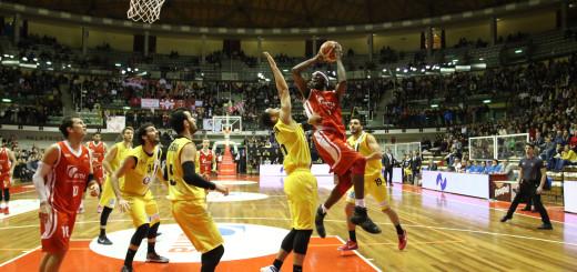 pallacanestro Alma Trieste vs Recanati