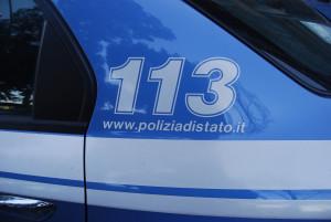 Polizia auto wallpaper