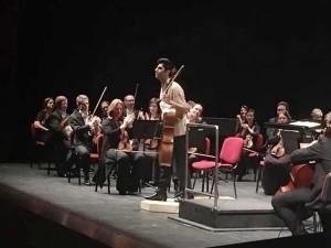 Royal Liverpool Orchestra Soltani