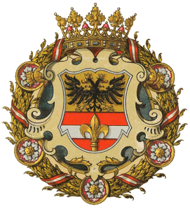 Trieste asburgica stemma