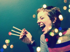 Laura Bussani sigarette