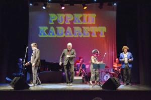 Pupkin Kabarett e Flavio Furian