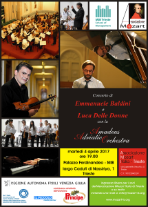 concerto Emmanuele Baldini
