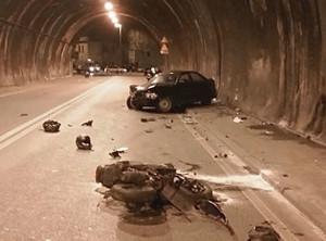 incidente mortale Galleria Montebello Trieste  19 marzo 2017