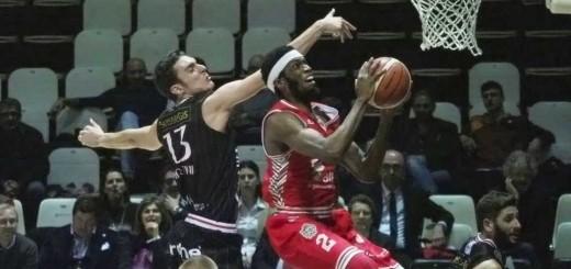 Pallacanestro Alma Trieste vs Legnano