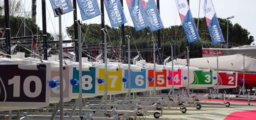 vela Barcolana flotta J70