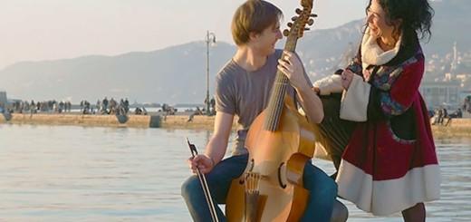 ARABESQUE André Lislevand viola da gamba Paola Erdas clavicembalo Da Forqueray a Forqueray passando per l'Olimpo