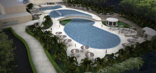 Lignano parco piscine