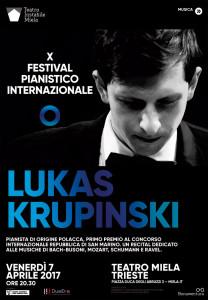 Lukas Krupinski Festival Pianistico Internazionale 2017