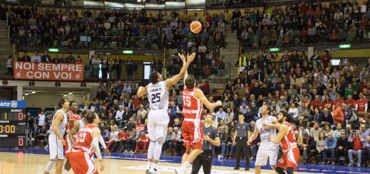 pallacanestro Alma Trieste vs Imola