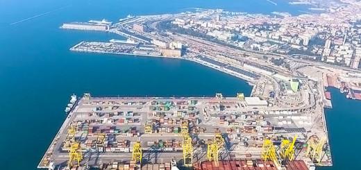 Porto di Trieste movimentazione