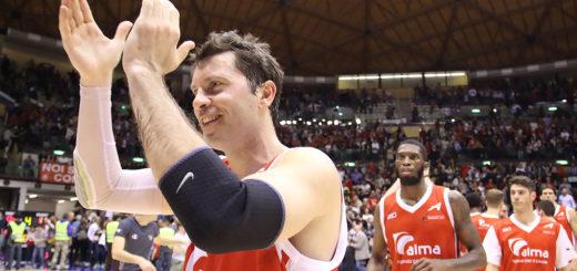 pallacanestro Alma Trieste vs Treviglio