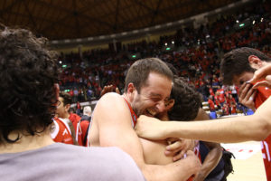 pallacanestro Alma Trieste vs Treviglio playoff