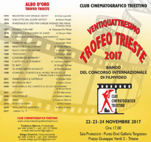 Trofeo Trieste Club Cinematografico Triestino