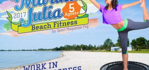 Marina Julia Beach Fitness