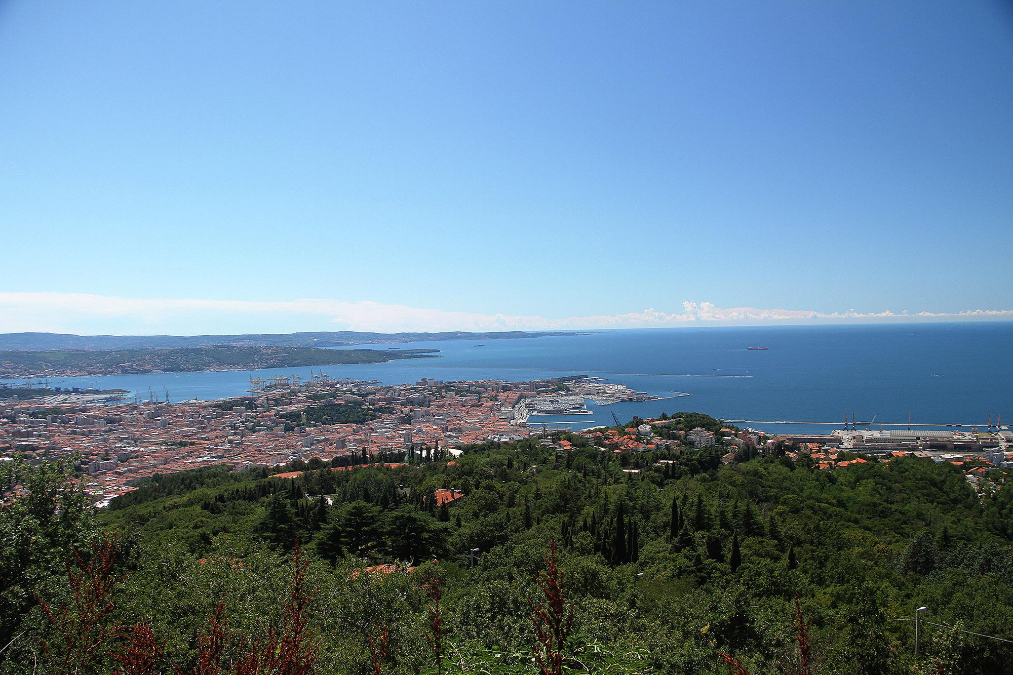 Trieste 25 luglio 2017