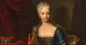 Maria Teresa giovane