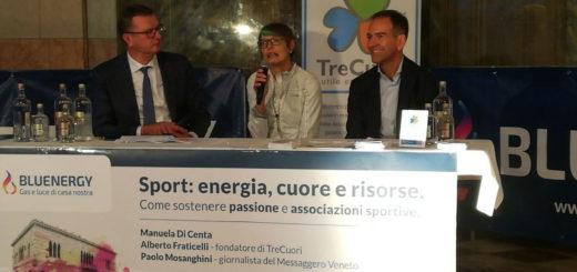 conferenza Maratonina Udine Di Centa
