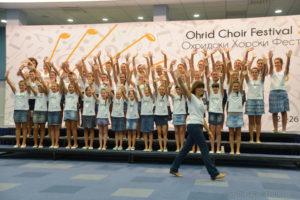 ohrid choir festival coro di voci bianche