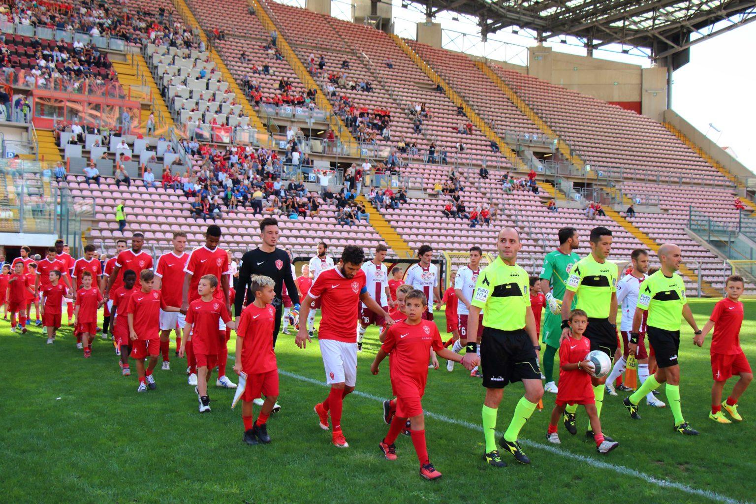 Triestina calcio 2017-2018
