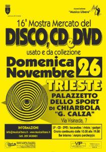 Mostra del Disco CD DVD usato e collezione