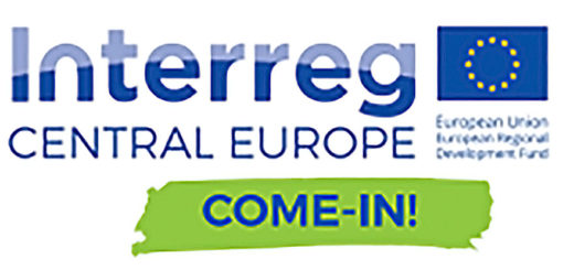 Interreg Central Europe Come-in