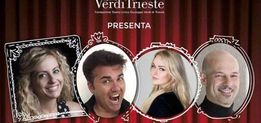 La Prova di un'Opera Seria Teatro Verdi Trieste