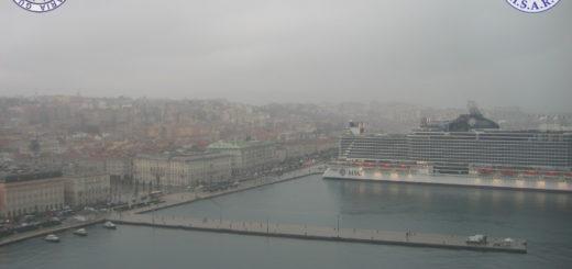 MSC Seaside Trieste