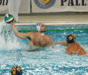 Ray Petronio Pallanuoto Trieste