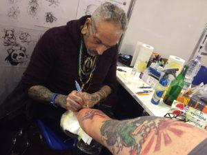 Tattoo Expo 2017 Salone degli Incanti Trieste