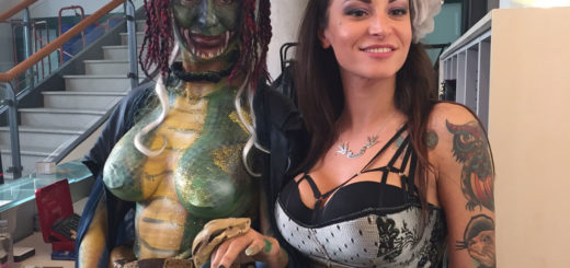 Tattoo Expo 2017 Trieste