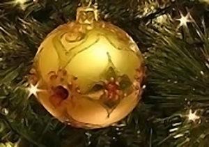 palla concerto di Natale