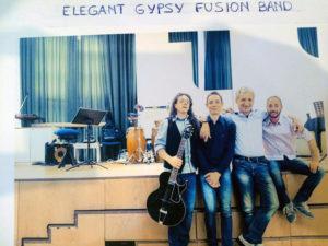 Elegant Gypsy Fusion Band