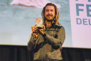 Mauro Carraro premiato Piccolo Festival dell'Animazione
