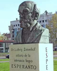 Zamenhof Esperanto Trieste